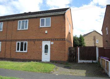 Thumbnail 3 bed semi-detached house for sale in Storrington Avenue, Croxteth, Liverpool