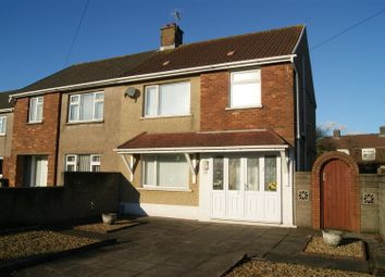 Thumbnail 3 bed semi-detached house for sale in Dalton Road, Sandfields, Port Talbot