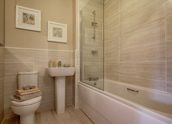 "Thumbnail 3 bed terraced house for sale in ""The Brodick "" at Bank Court, Irvine"