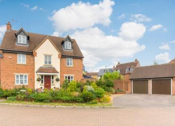 Thumbnail 5 bed detached house for sale in Stonebridge Grove, Monkston Park, Milton Keynes, Buckinghamshire