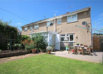 Thumbnail 4 bed semi-detached house for sale in Hollis Close, Long Ashton, Bristol