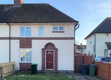 Thumbnail 3 bedroom semi-detached house to rent in Barlow Road, Wednesbury
