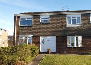Thumbnail 3 bed end terrace house for sale in Hudson Avenue, Annitsford, Cramlington