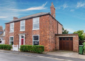 Thumbnail 4 bed detached house for sale in Patrington Road, Ottringham, Hull