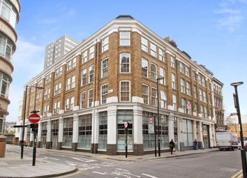 Thumbnail 1 bed flat to rent in Merino Court, Lever Street, London
