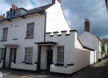 Thumbnail 3 bed end terrace house for sale in Clarence Road, Exmouth, Devon