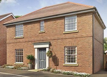 Thumbnail 3 bed detached house for sale in The Green, Ullesthorpe, Lutterworth