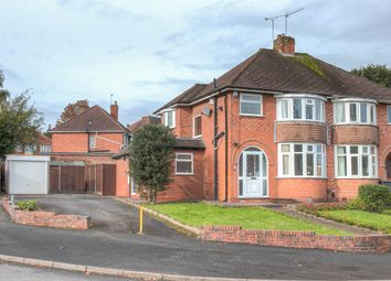 Thumbnail 3 bed semi-detached house for sale in Aversley Road, Kings Norton, Birmingham