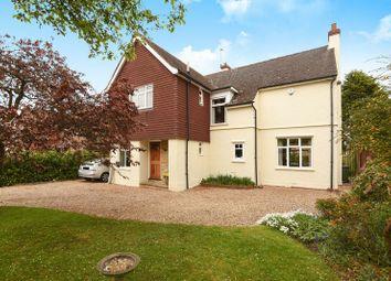 Thumbnail 4 bedroom detached house for sale in Harriotts Lane, Ashtead