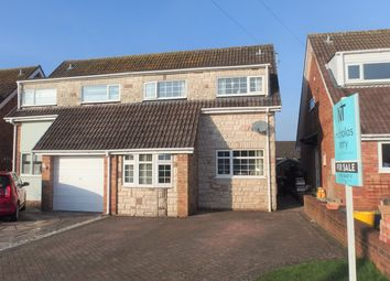 Thumbnail 3 bed semi-detached house for sale in Lancaster Court, Lydney