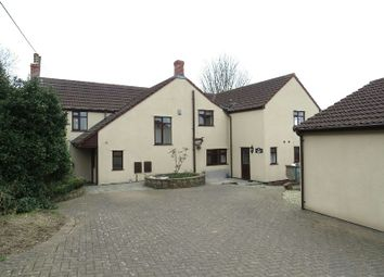 Thumbnail 5 bedroom detached house to rent in Hill Road, Sandford, Winscombe