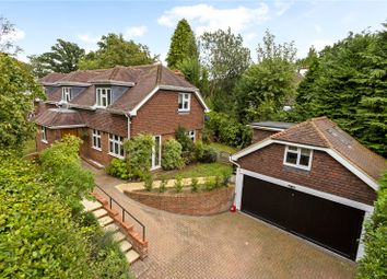 Brassey Road, Oxted, Surrey RH8. 5 bed detached house