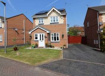 Thumbnail 3 bed detached house for sale in The Beeches, Great Sutton, Ellesmere Port
