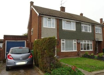Thumbnail 3 bed semi-detached house for sale in Maxwell Road, Ashford, Tw!5