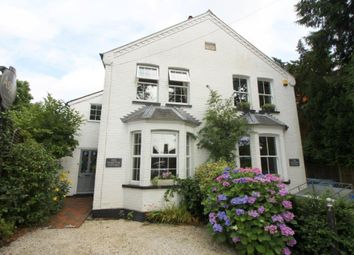 Thumbnail 3 bed semi-detached house for sale in Bagshot Road, Englefield Green