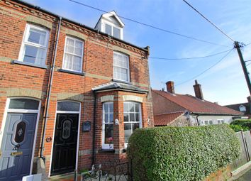 Thumbnail 4 bed semi-detached house for sale in Hilda Road, Mundesley, Norwich