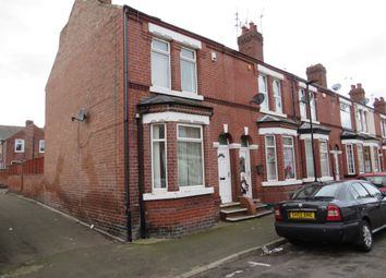 Thumbnail 3 bed end terrace house for sale in Salisbury Road, Hexthorpe, Doncaster