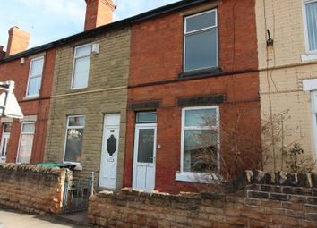 Thumbnail 3 bed terraced house to rent in St Albans Road, Bulwell, Nottingham