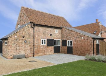 Thumbnail 3 bedroom detached house for sale in Old Lodge Court, White Hart Lane, Chelmsford, Essex