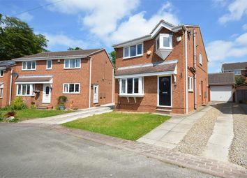 Thumbnail 3 bed detached house for sale in Parkside Close, Meanwood, Leeds, West Yorkshire