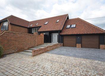Thumbnail 5 bed detached house for sale in Woodham Road, Battlesbridge, Wickford