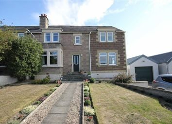 Thumbnail 4 bed semi-detached house for sale in St. Catherines Place, Elgin
