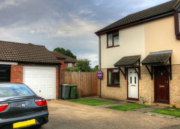Thumbnail 2 bedroom semi-detached house for sale in Lindley Close, Norwich