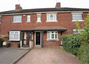 Thumbnail 2 bedroom terraced house for sale in The Straits, Dudley