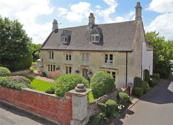 Thumbnail 6 bed detached house for sale in The Manor House, Hill Street, Hilperton, Wiltshire