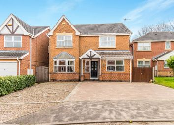Thumbnail 4 bedroom detached house for sale in Oakwood Gardens, Nuthall, Nottingham