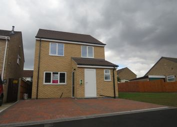 Thumbnail 3 bed detached house for sale in Montaigne Close, Lincoln