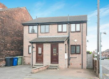 Thumbnail 2 bed semi-detached house to rent in Wellington Street, New Whittington, Chesterfield