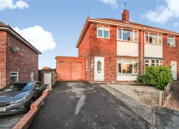 3 bed semi-detached house for sale in Cauby Close, Sileby, Loughborough, Leicestershire LE12