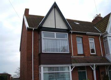 Thumbnail 2 bedroom flat to rent in Kingsway Road, Burnham-On-Sea, Burnham-On-Sea