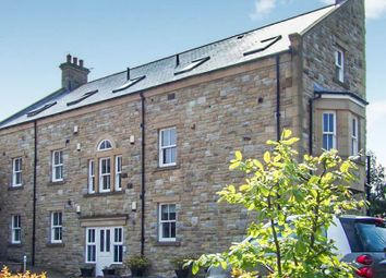 Thumbnail 3 bed flat to rent in Park View, Alnwick