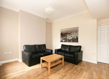 Thumbnail 4 bed terraced house to rent in Meldon Terrace, Heaton, Newcastle Upon Tyne
