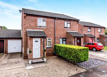 Thumbnail 2 bed semi-detached house for sale in Ryswick Road, Kempston, Bedford