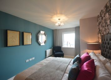 Thumbnail 1 bedroom flat to rent in Centenary Quay, Woolston, Southampton