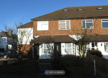 2 bed maisonette to rent in Summer Road, Thames Ditton KT7