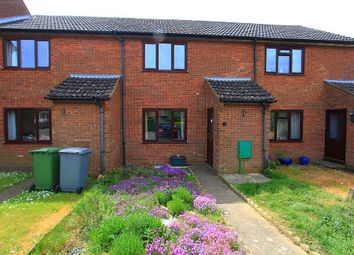 Thumbnail 2 bedroom terraced house for sale in Highfield Close, Foulsham, Dereham, Norfolk