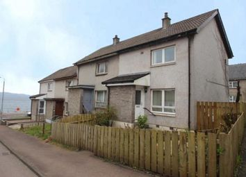 Thumbnail 2 bedroom end terrace house for sale in Brae Road, Ardrishaig, Lochgilphead, Argyll And Bute