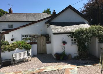 Thumbnail 2 bed cottage to rent in Perrancoombe, Perranporth