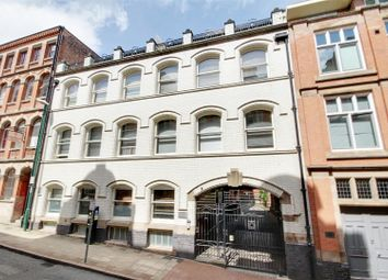 Thumbnail 2 bed flat for sale in Plumptre Street, Nottingham