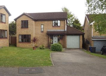 Thumbnail 4 bedroom detached house for sale in Silverburn Drive, Oakwood, Derby, Derbyshire