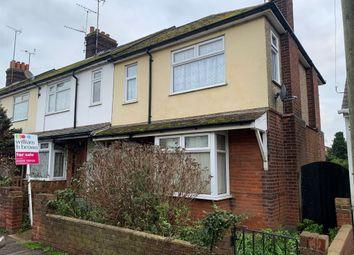 Thumbnail 2 bed end terrace house for sale in Birch Avenue, Dovercourt, Harwich