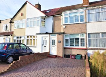 2 bed terraced house for sale in Sherwood Park Avenue, Sidcup DA15
