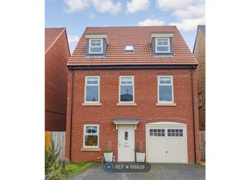 Thumbnail 4 bed detached house to rent in Turnberry Avenue, Ackworth, Pontefract