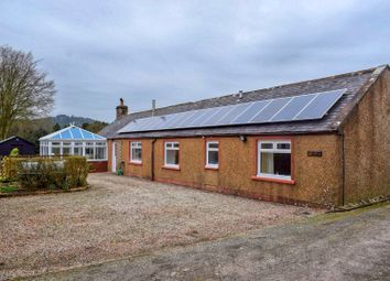 Thumbnail 3 bed cottage for sale in Low Road, Hightae, Lochmaben