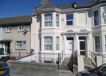 Thumbnail 1 bedroom flat to rent in St. Vincent Street, Plymouth