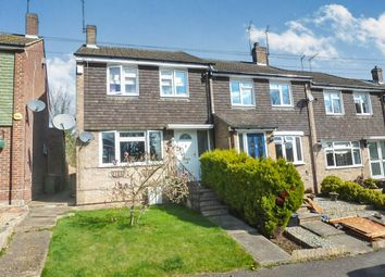 Thumbnail 3 bedroom end terrace house for sale in Jersey Close, Hoddesdon